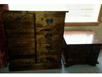 Laura Ashley sideboard /chest of drawers x 2