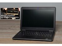 "Dell Latitude 12.5"" i5 2.7GHz 16GB DDR3 Hyper X 1866 RAM, backlit keyboard,SSD"