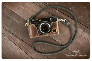 Kenji-Leather-Half-Case-for-Fujifilm-fuji-Xpro-1-X-pro-1-Xpro1-3-colors-avail