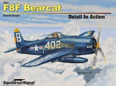 F8F Bearcat Detail in Action (Squadron Signal 39007) for sale  Poughkeepsie