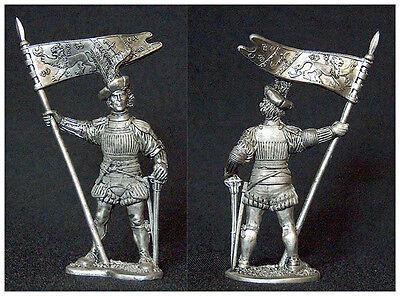 Kapitän der Armme des Henry VIII. England, 1513, 54mm