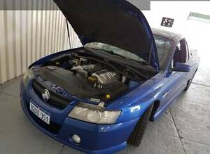 2005 Holden Commodore Ute VZ SSZ Midland Swan Area Preview