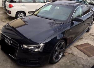 2016 Audi A5 - accident free and safetied