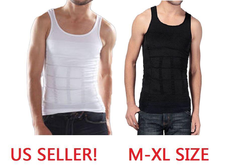 Men Body Slimming Tummy Shaper Belly Underwear shapewear Wai