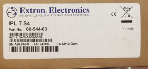 Extron Electronics IPL T S4