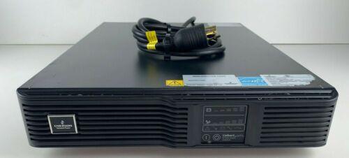 Emerson Liebert | GXT3-3000RT208 | 3000VA 2700W 208V Rack Tower UPS w/New Batter