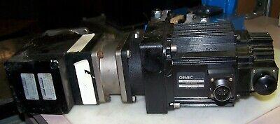 Ormec Motor Thomson Gear Reducer Mac-db055ma 34-712424-7227 301 Ratio Size 10
