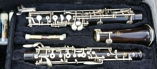 Selmer Paris Oboe  GRENADILLA WOOD serial # 2658