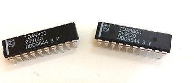 Tda9800 Vif-pll Demodulator And Fm-pll Detector 1 Piece