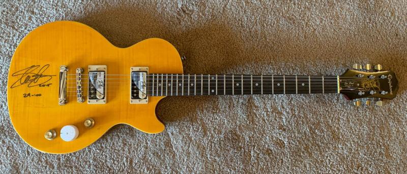 Slash Guns Roses GNR Limited Signed Signature Model Guitar Pack Amp Bag #29/100