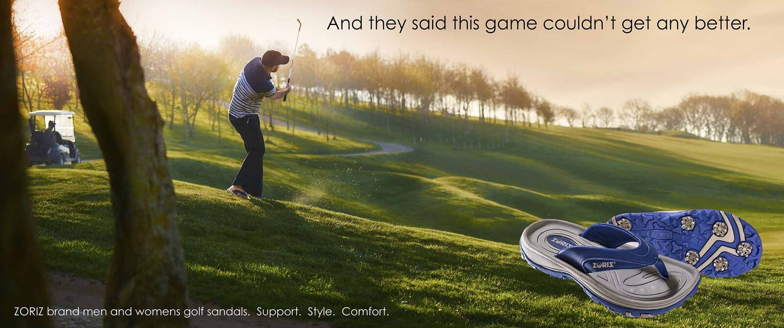 ZORIZ Golf