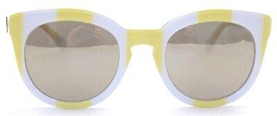 Dolce&Gabbana Damen Sonnenbrille DG4249 3025/5A  50 mm weiß gelb 117 90