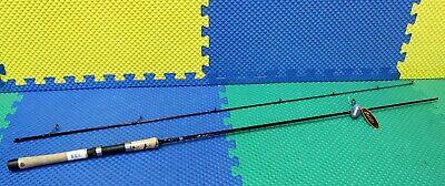 """Okuma Tundra Pro Surf Rod 12/' 0/"""" 2Pc Medium Heavy Spinning Rod TXP-S-1202MH"""