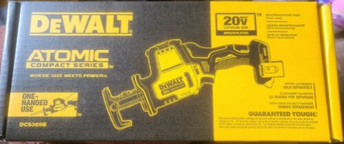 Dewalt DCS369B Atomic Compact 20V Li-Ion Cordless Brushless
