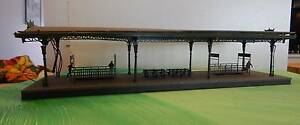 HO Model Railway platforms Nowra Nowra-Bomaderry Preview