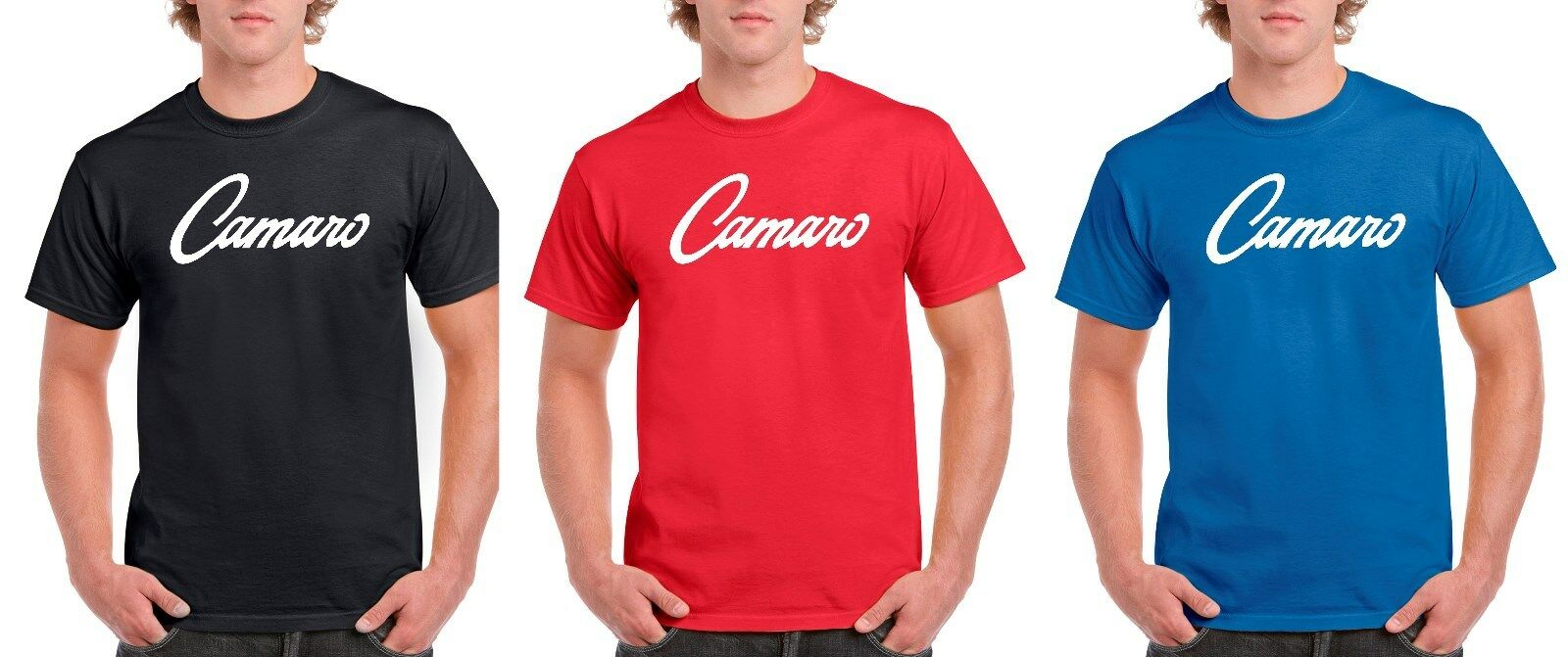 Camaro Logo T Shirt Mens and Youth Sizes