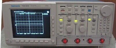 Tektronix Tds 620 2 Channel Digitizing Oscilloscope W Manuals Calibrated