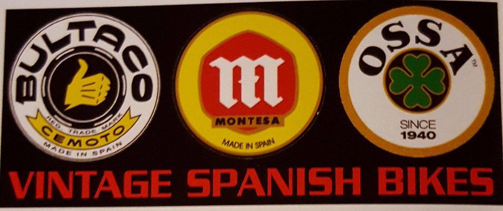 VINTAGE SPANISH BIKES