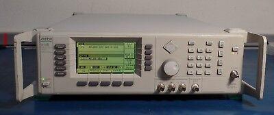 Anritsu 68369b 2b-11 10mhz-40ghz Synthesized Sweep Signal Generator