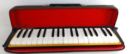Suzuki Melodion M-36 Vintage Melodica w/ Original Case