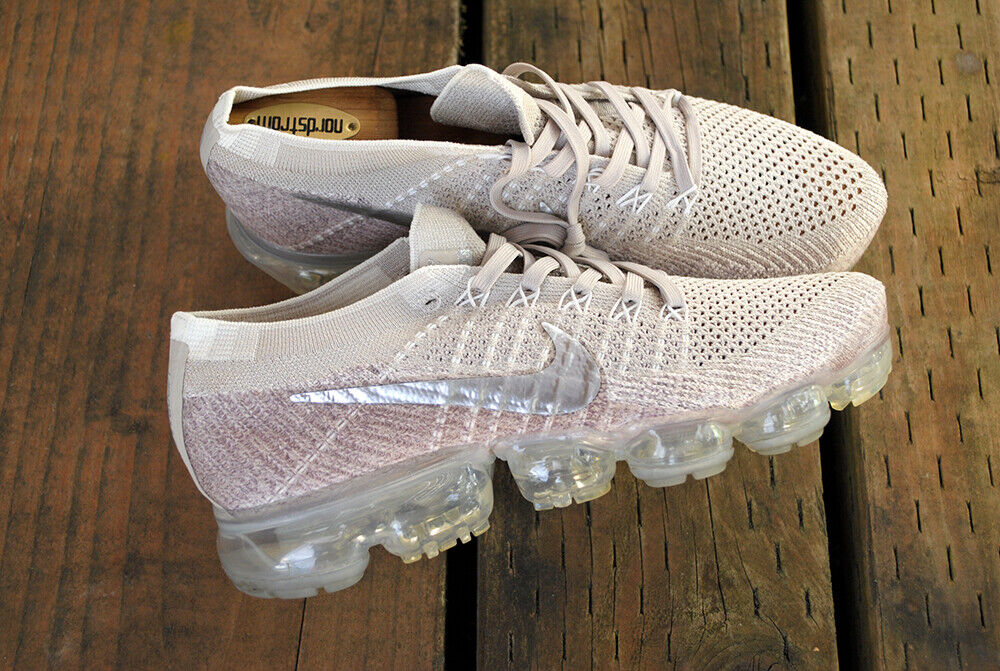 Nike WMNS 2017 Air Max Vapormax Flyknit Acronym String Rose Gold supreme QS sz8