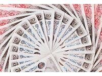 START NOW - £100 PER DAY PLUS!