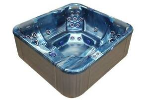 Outdoor Spa, Hardcover, Steps & Startup Kit From $5,690 Prospect Blacktown Area Preview