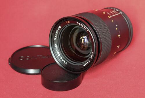 Contax Zeiss C/Y Vario-Sonnar Zeiss T* macro MF lens 35-70mm f/3.4 MMJ EXC+++++