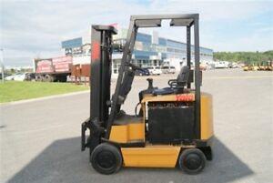 0 Chariot élévateur/Forklift, Yale ERC040
