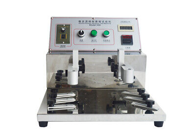 Abrasion Anti-friction Testing Machine Steel Wool Friction Tester