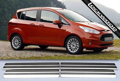 Ford B Max Sill Protectors / Kick Plates