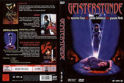 GEISTERSTUNDE --- Todesvisionen --- Episodenhorror --- Uncut --- FSK 18 ---