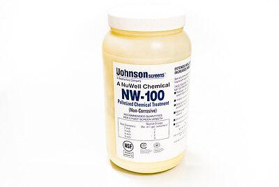 Nu-Well 100 Water Well Rehabilitation Pellets 1/2 gal (4.5 lbs Jar)