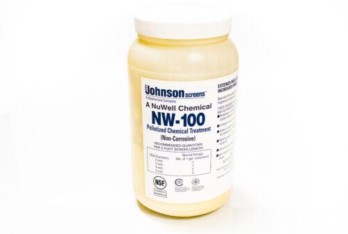 Nu-Well 100 Water Well Rehabilitation Pellets 1 gal (9 lbs Jar)