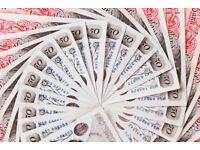 £100 PER DAY PLUS