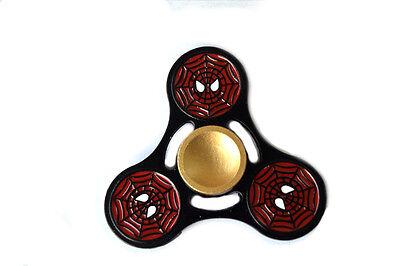 Spider-Man Fidget Spinner Quality Bearings and Performance Superhero Spinner QSM