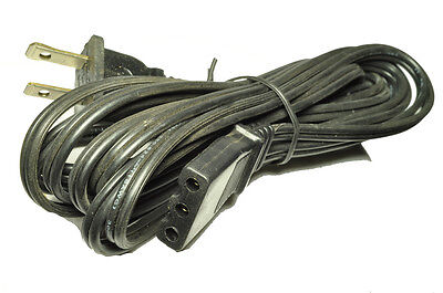 Singer Serger/Sewing Machine Lead Power Cord 3 Pin Plug