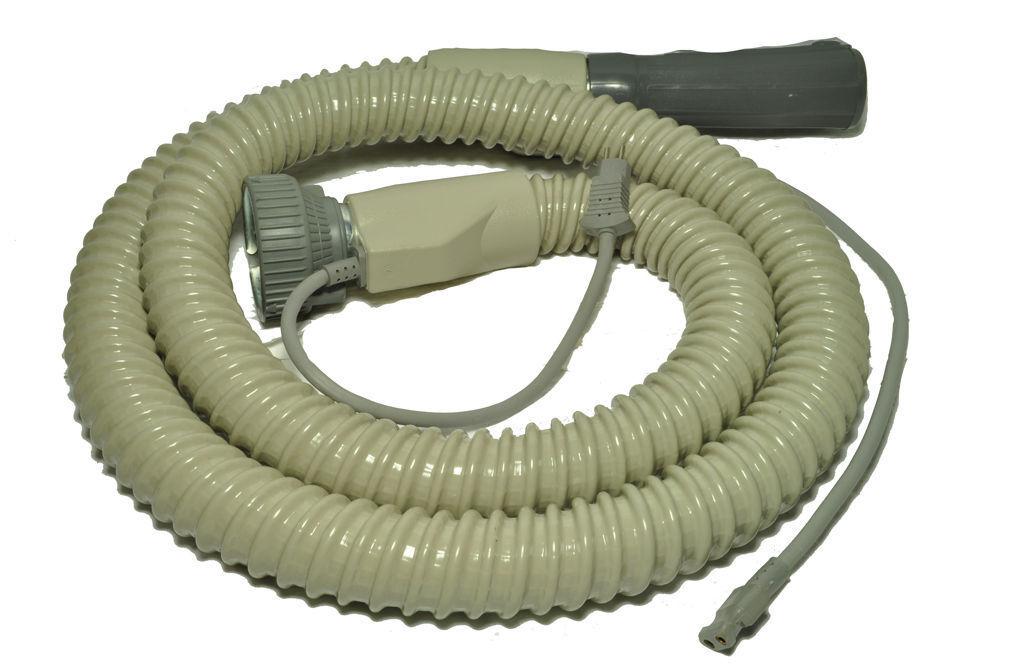 GAS 50 mit Werkzeugmuffe Saug Schlauch grau 3  Meter geeignet für Bosch GAS 25