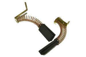 Generic Rainbow Vacuum Cleaner Motor Brushes 1/2 Width R-2421