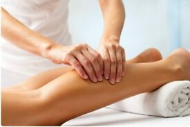 Deep Tissue and Sports massage Therapies
