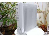 Delonghi 3000w Oil Heater 14 fin Large Not Working 2