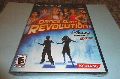 Dance Dance Revolution: Disney Channel Edition (Sony PlayStation 2) PS2 NEW segunda mano  Embacar hacia Argentina