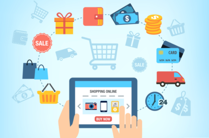 Want to sell online?