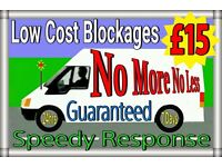 """""""£15"""" Blocked Toilets & Drains(No More-No Less)""""ALL BIRMINGHAM""""24hrs 7day** Driveway Patio Cleaning*"""