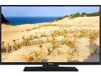 Panasonic TX-48C300B 48 Inch Full 1080p HD LED TV Built in Freeview HD USB