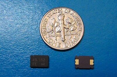 Fox Electronics Crystal 49.152mhz 219-49.152-7, 5x7mm, Qty.10