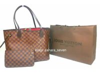 High Quality Louis Vuitton Neverfull Bag Lv Handbag £120