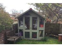 Summerhouse available