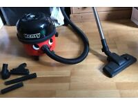 Hoover Henry Numatic HVR200-A2, red - with accessories and 2 bags