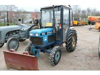 FORD / NEW HOLLAND 1520 COMPACT TRACTOR 3